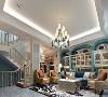 地中海风格别墅项目装修设计