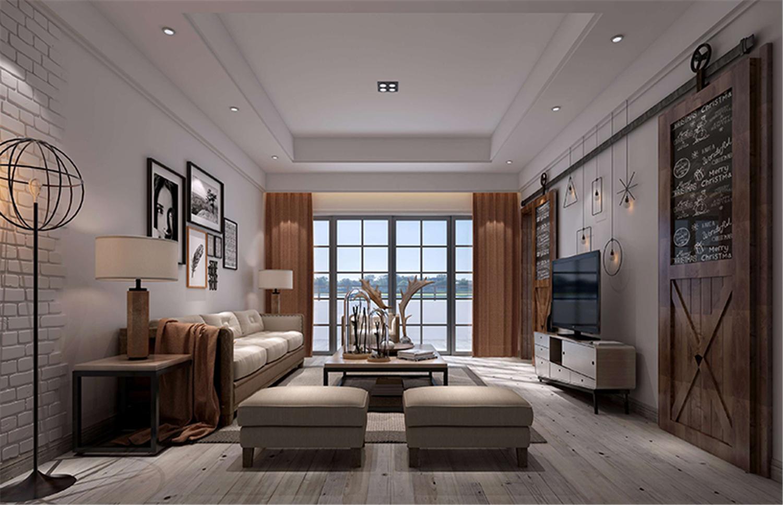大豪山林 别墅装修 简欧风格 腾龙设计 客厅图片来自腾龙设计在大豪山林450平别墅装修欧美风格的分享