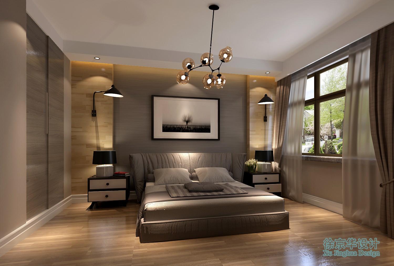 卧室图片来自北京高度国际在东湖湾平墅时尚简约的分享