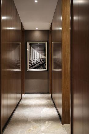 简约 现代 三居 四居 大户型 复式 跃层 80后 小资 玄关图片来自高度国际姚吉智在160平米现代简约也可以装出范儿的分享