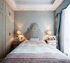 140㎡美式温馨卧室