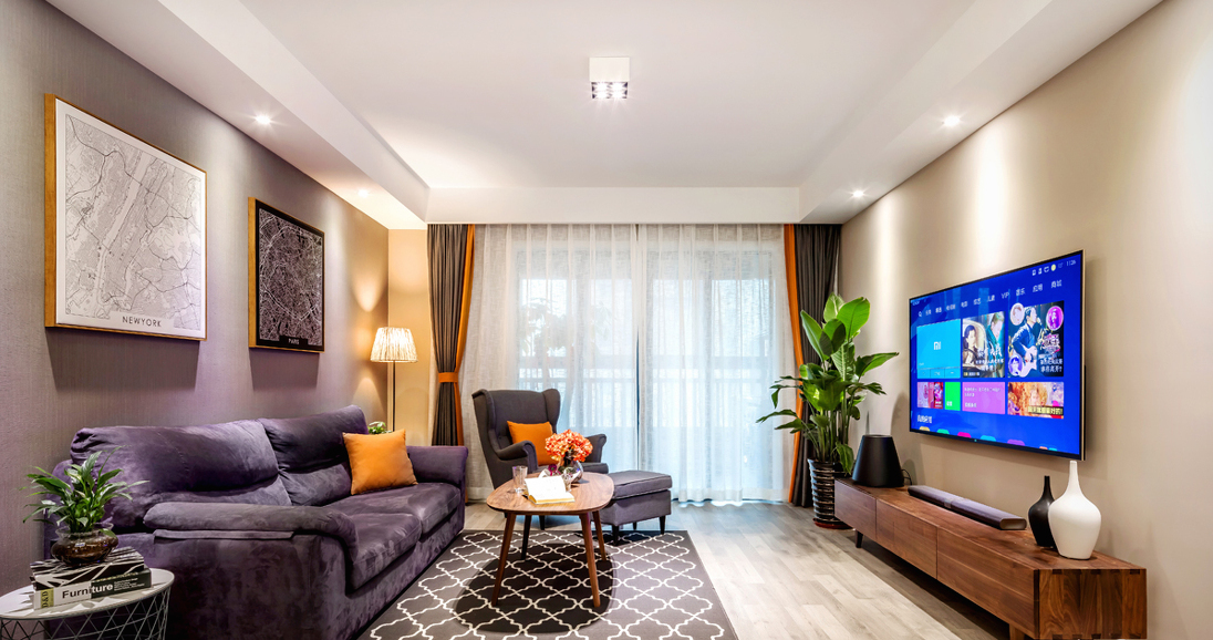 三居 客厅图片来自言白设计在拿铁不加糖的分享