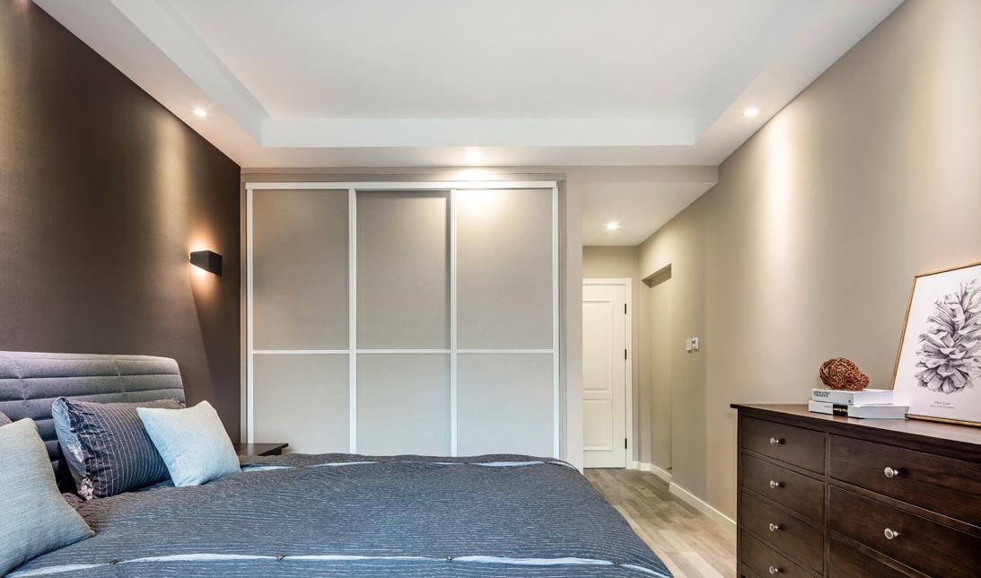 三居 卧室图片来自言白设计在拿铁不加糖的分享