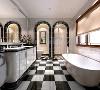 东海御庭别墅项目装修新中式风格设计,上海腾龙别墅设计作品,欢迎品鉴