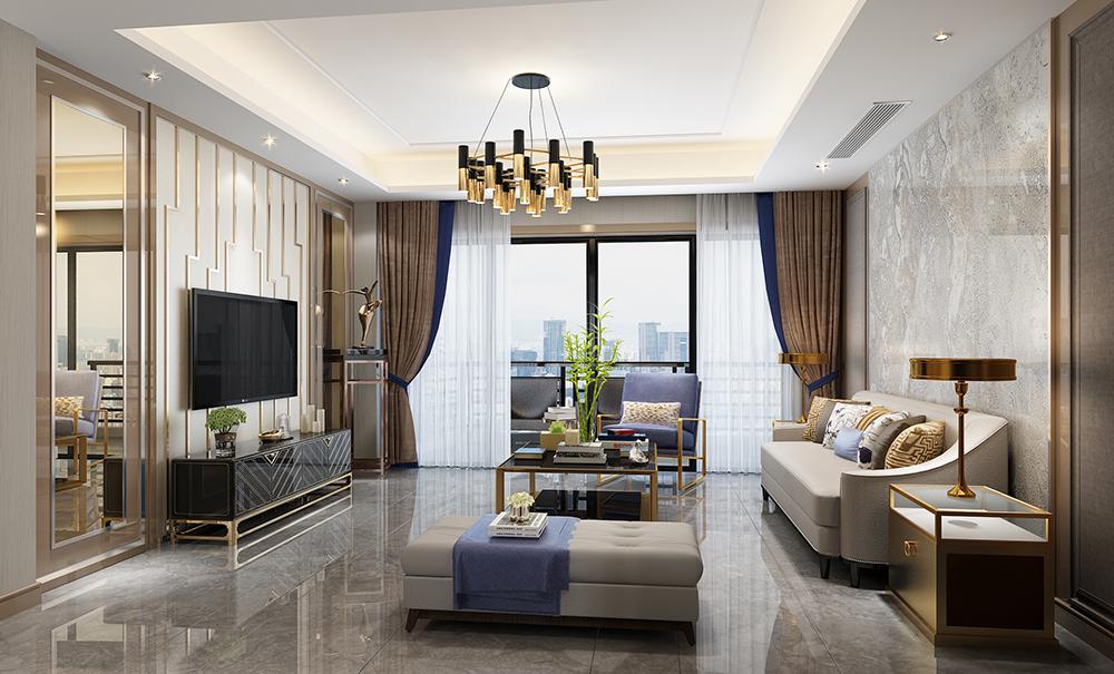 简约 三居 收纳 旧房改造 80后 小资 客厅图片来自装家美在中正锦城160平米港式风格的分享