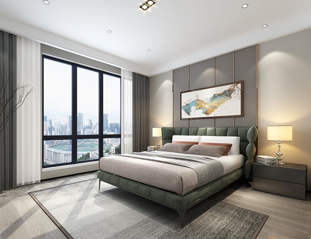 简约 三居 收纳 旧房改造 80后 小资 卧室图片来自装家美在中正锦城160平米港式风格的分享
