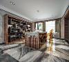 联恒名人世家别墅项目装修现代风格设计,上海腾龙别墅设计作品,欢迎品鉴