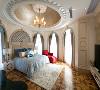欧香名邸别墅项目装修新中式风格设计参考方案展示