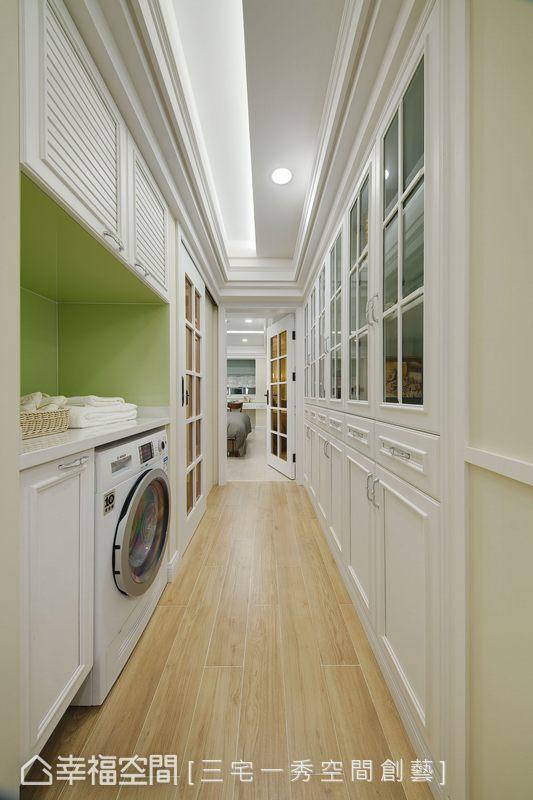 小资 80后 旧房改造 收纳 白领 新古典 其他图片来自幸福空间在40平,打造高CP值新婚古典宅的分享