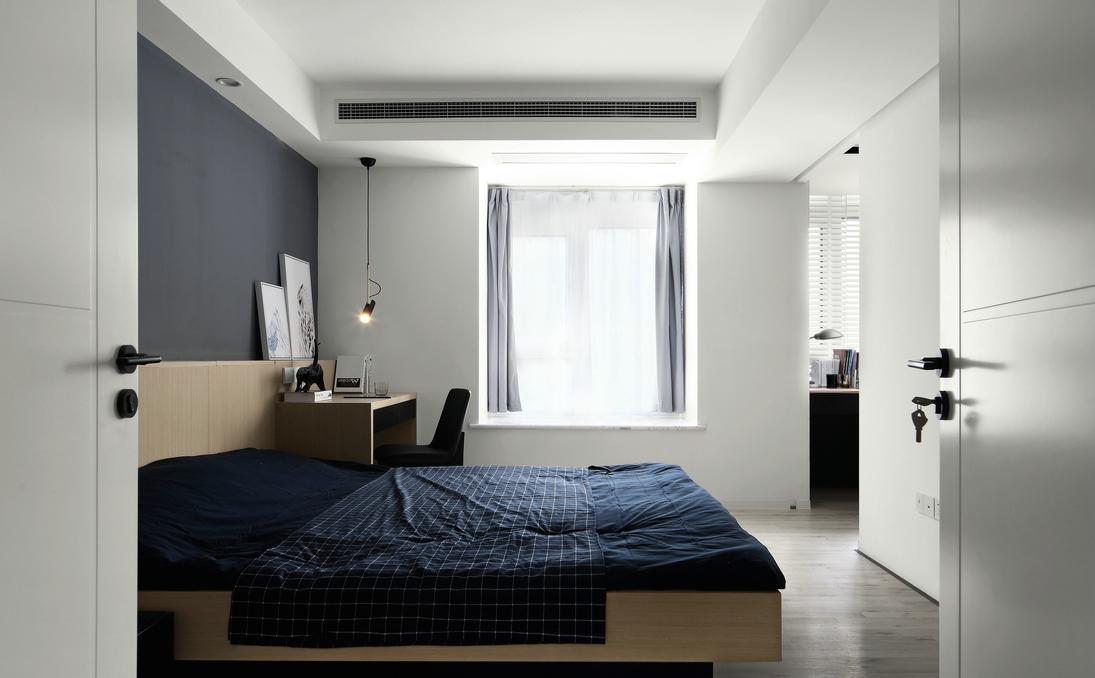 三居 卧室图片来自言白设计在穆如清风的分享