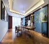 大豪山林别墅项目装修东南亚风格设计案例展示,上海腾龙别墅设计作品,欢迎品鉴
