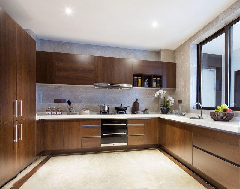 大豪山林 别墅装修 东南亚风格 腾龙设计 厨房图片来自孔继民在大豪山林别墅装修东南亚风格的分享