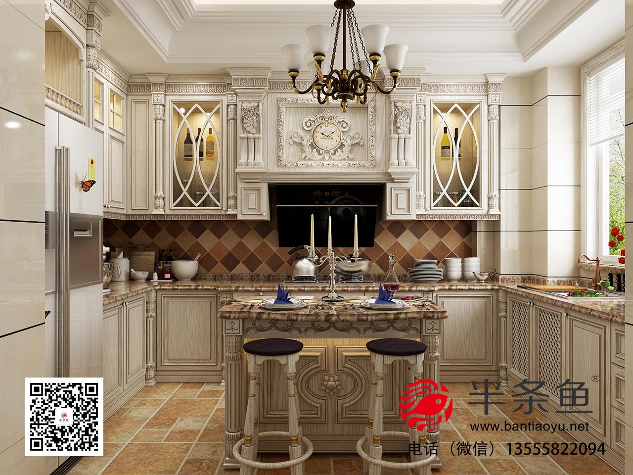 简约 欧式 田园 二居 客厅 卧室 厨房 餐厅图片来自半条鱼26在半条鱼的分享