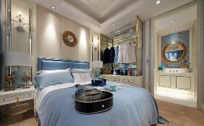 欧式 复式 跃层 大户型 别墅 80后 小资 儿童房图片来自高度国际姚吉智在186平米简约欧式时尚浪漫温馨家的分享