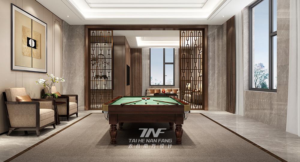 王五平设计 豪宅设计 现代中式 其他图片来自王五平设计在河北私人豪宅定制设计-中式雅奢的分享