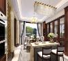 春江美庐别墅项目装修简欧风格设计,上海腾龙别墅设计作品,欢迎品鉴