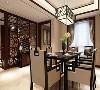 中骏雍景湾280平别墅项目装修新中式风格设计,上海腾龙别墅设计作品,欢迎品鉴