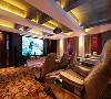 白金瀚宫别墅项目装修设计案例展示,上海腾龙别墅设计作品,欢迎品鉴