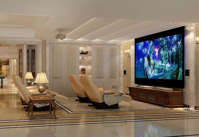 保利叶语 别墅装修 欧美风格 腾龙设计 其他图片来自孔继民在保利叶语500平别墅美式风格设计的分享