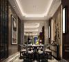 青浦海上湾别墅项目装修新中式风格设计,上海腾龙别墅设计作品,欢迎品鉴