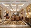 保利叶语500平别墅项目装修简美风格设计,上海腾龙别墅设计作品,欢迎品鉴