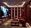 揽海高尔夫别墅项目装修现代风格设计,上海腾龙别墅设计作品,欢迎品鉴