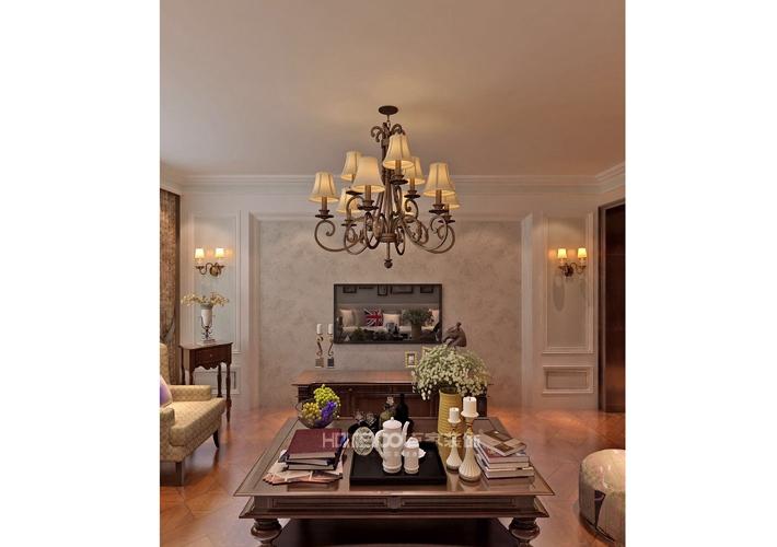 简约 白领 三居 80后 客厅图片来自辽宁百家装饰在中海康城的分享