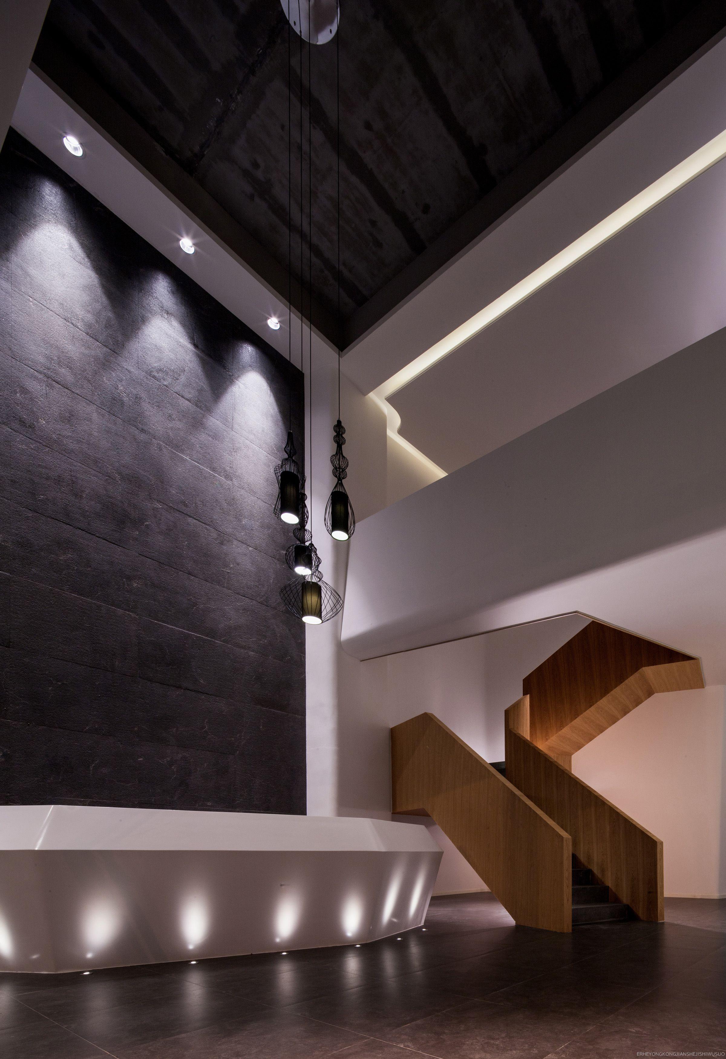 办公空间设 办公室设计 二合永设计图片来自二合永在河南二合永设计案例作品的分享