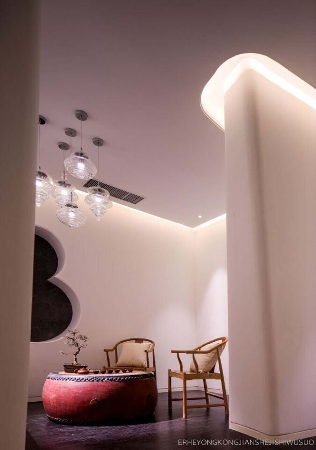 办公空间设 二合永设计 办公室设计图片来自二合永在河南二合永设计案例作品的分享