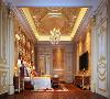 九间堂别墅项目装修欧式古典风格设计方案展示,欢迎品鉴