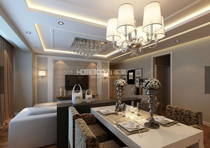 二居 保利香槟国 87 客厅图片来自百家装饰LL在保利香槟国际 87的分享