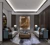 铂悦滨江别墅项目装修新中式风格设计方案展示,上海腾龙别墅设计师徐文作品,欢迎品鉴