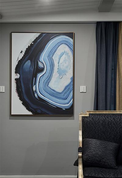 卧室图片来自家装大管家在精致大气 160平多彩混搭风空间的分享