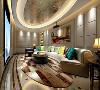 帕缇欧香苑别墅法式风格设计案例