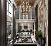 法兰西世家别墅项目装修设计案例