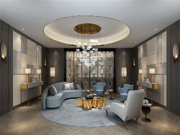 乔爱庄园600平独栋别墅项目设计