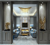乔爱庄园别墅项目装修现代轻奢主义风格设计案例展示,上海腾龙别墅设计师徐文作品,欢迎品鉴