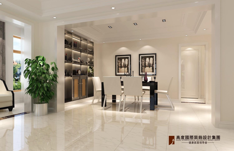 欧式 简约 别墅图片来自北京高度国际-陈玲在北京·V7西园的分享