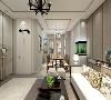 龙湖滟澜山别墅项目装修现代风格设计案例展示,上海腾龙别墅设计师徐世明作品,欢迎品鉴