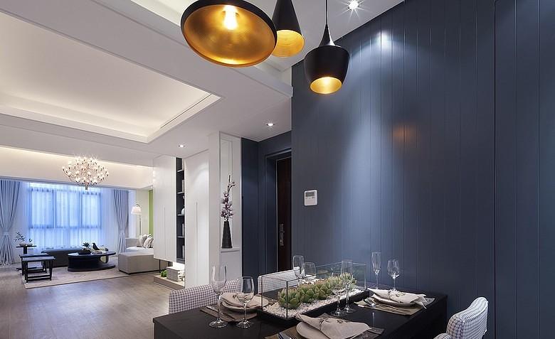 餐厅图片来自我是小样在陕汽·泾渭国际城100平三室现代的分享