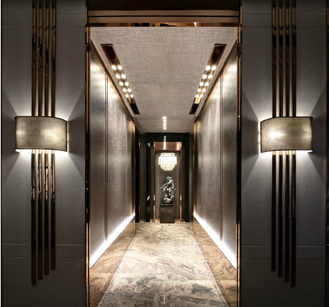 新古典 别墅 复式 跃层 大户型 80后 小资 玄关图片来自高度国际姚吉智在235平米古典时间积淀的怀旧韵味的分享