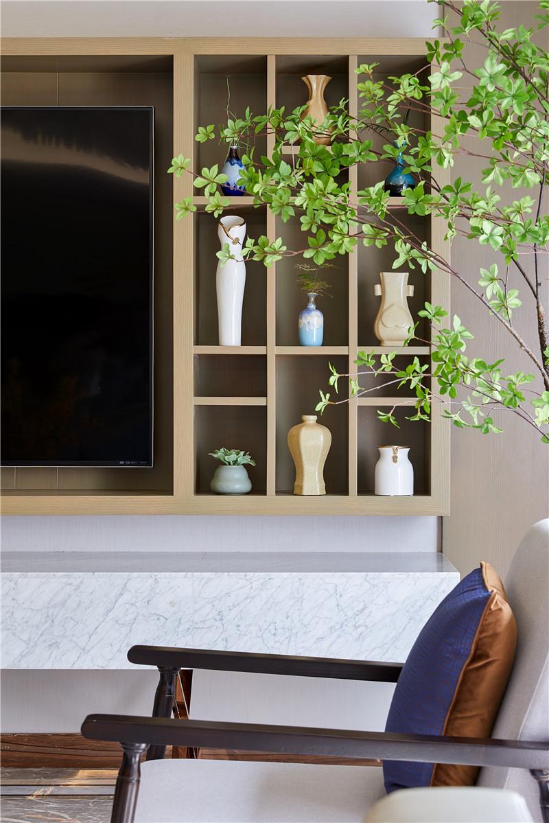 上海庄园 别墅装修 现代风格 腾龙设计 客厅图片来自孔继民在上海庄园别墅项目装修现代风格的分享