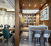 华侨城十号院别墅项目装修现代风格完工实景展示,上海腾龙别墅设计作品,欢迎品鉴