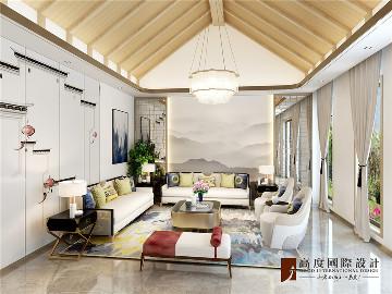 四合院200平米现代中式天生优雅