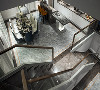 佘山东紫园别墅项目装修现代风格完工实景展示,上海腾龙别墅设计作品,欢迎品鉴
