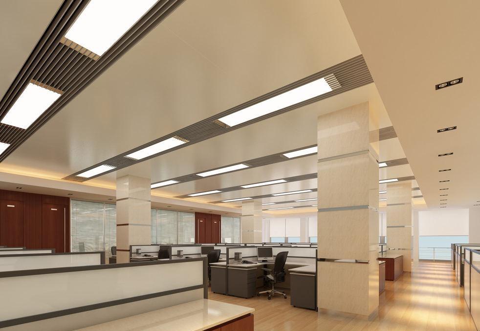 简约 办公室 写字楼 工作室图片来自zsgsly在成都办公室装修的分享