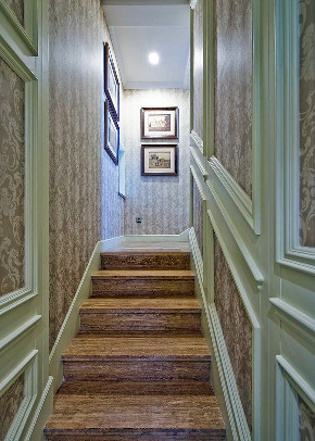 别墅 欧式 楼梯图片来自重庆优家馆装饰在渝北优家馆 欧式的分享