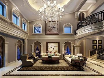圣安德鲁斯庄园别墅法式风格设计