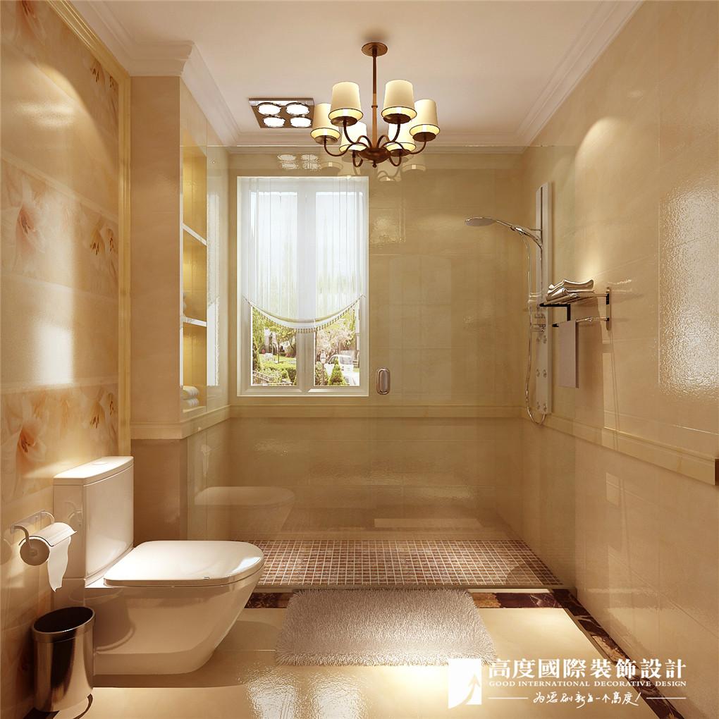 卫生间图片来自北京高度国际在彼岸香醍--托斯卡纳风格的分享