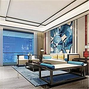 客厅图片来自云南俊雅装饰工程有限公司在浓郁东方美的分享